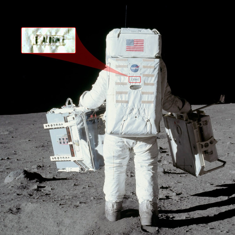 Des bandes réfléchissantes pour les cartables comme les astronautes