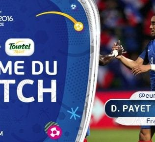 homme match france roumanie payet