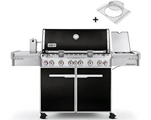 barbecue gaz weber E-670