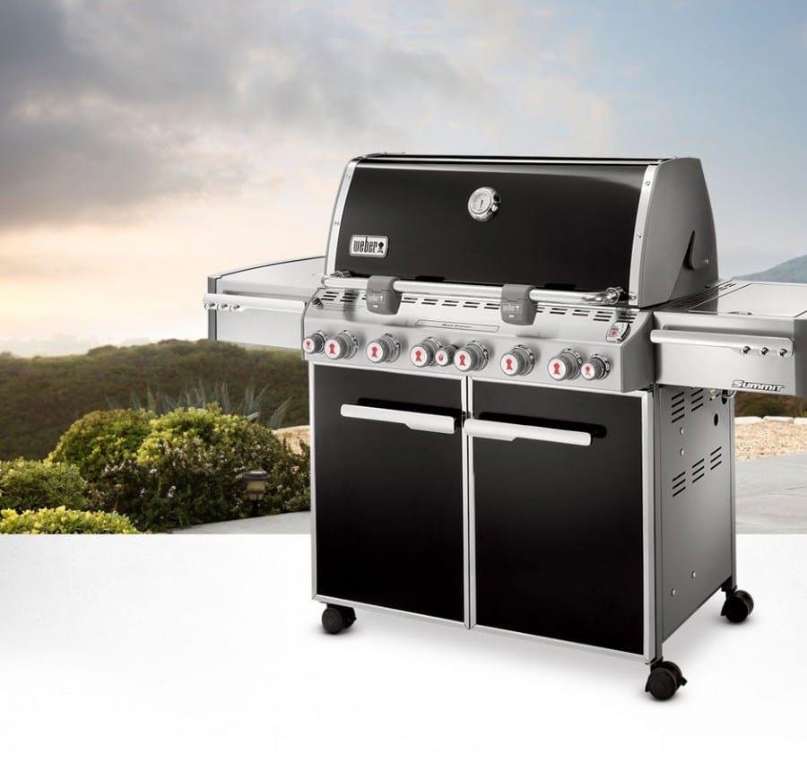 Barbecue gaz comment choisir son barbecue conseils et recettes barbecue - Recettes barbecue weber gaz ...