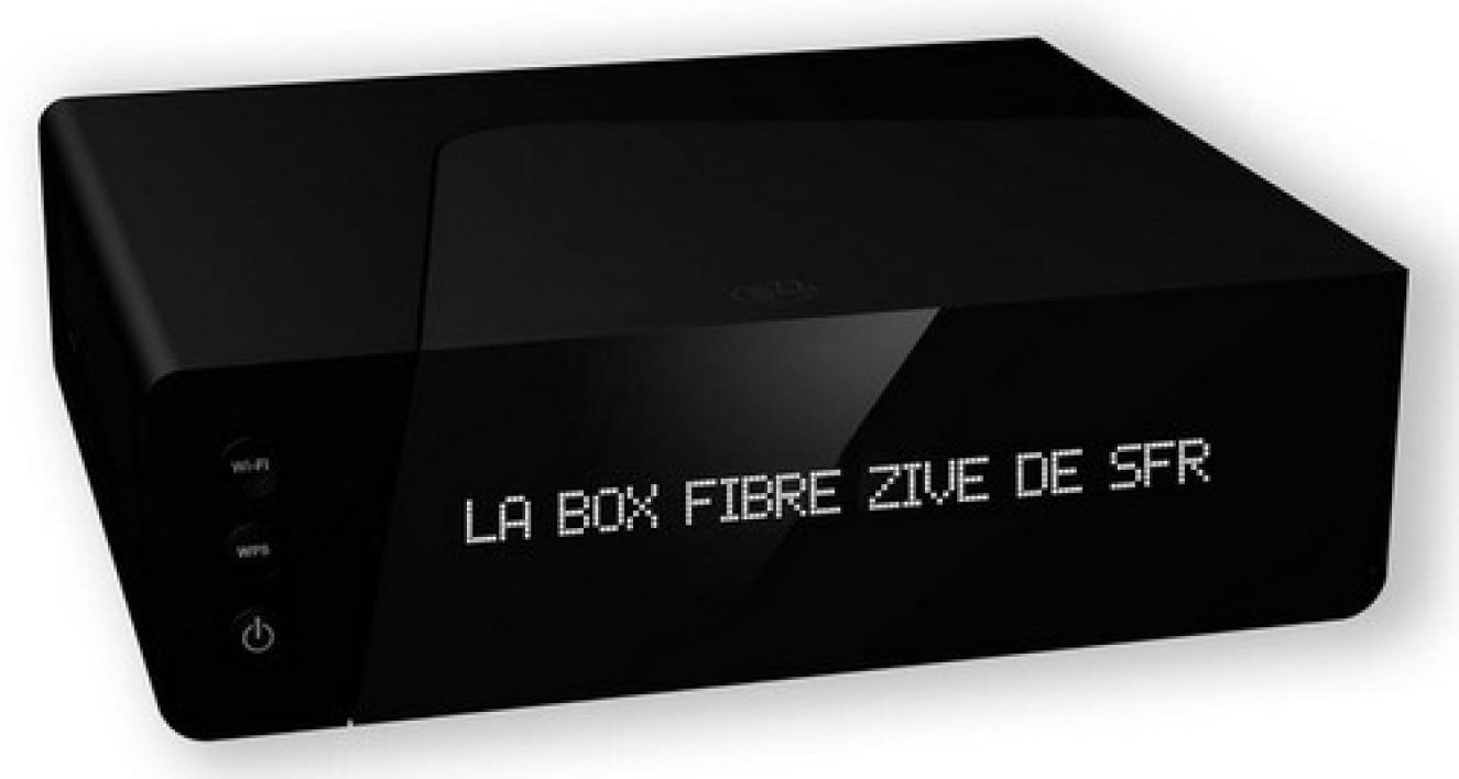 box fibre altice zive - caractéristiques technique, débit 100 mo