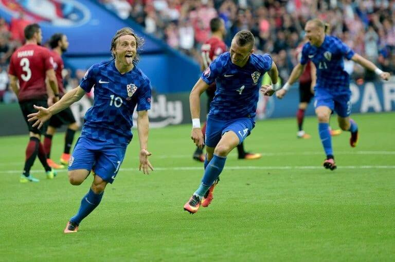 Resultats Turquie 0 – 1 Croatie 1ère mi-temps  : groupe D #TURCRO