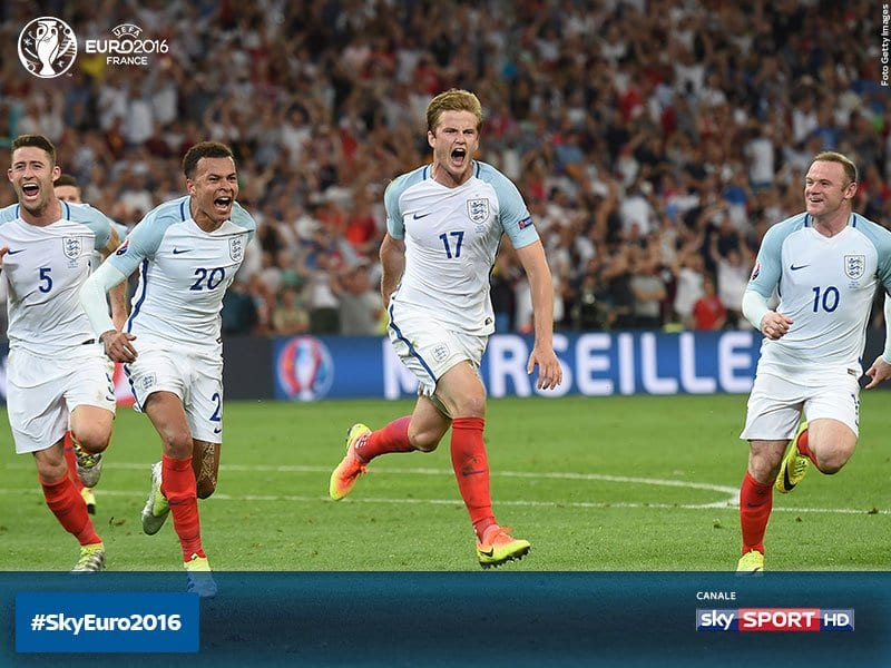 Resultats euro 2016 groupe B : Angleterre 1 – 1 Russie euro 2016 Match nul