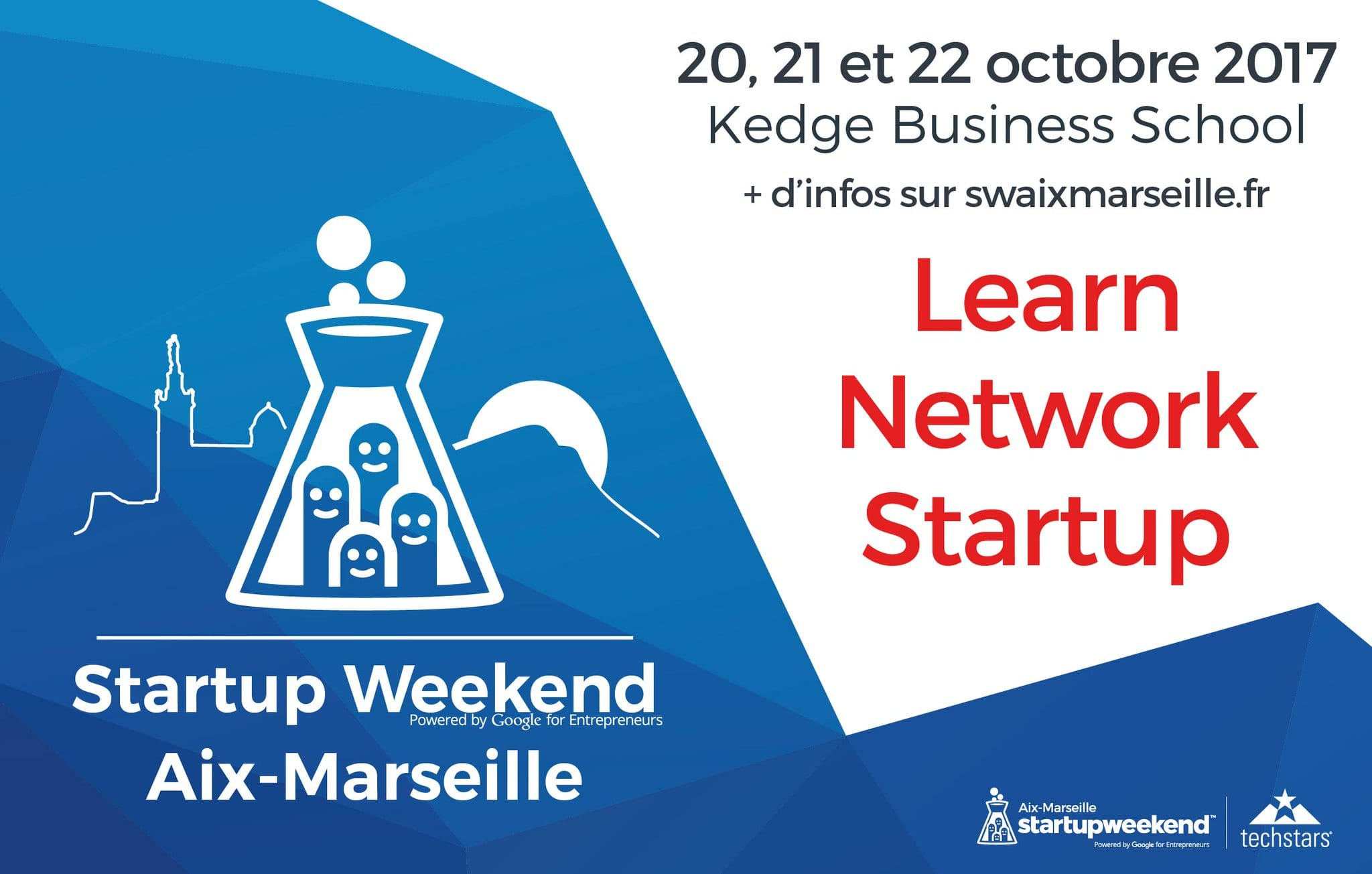 Startup weekend marseille 2017