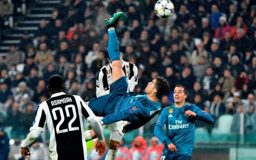 Ronaldo quitte le real madrid pour la juventus #ronaldo #cr7